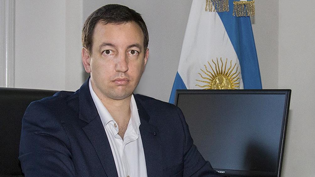 Santiago Yanotti, nuevo vicepresidente de la Compañía Administradora del Mercado Mayorista Eléctrico (Cammesa).