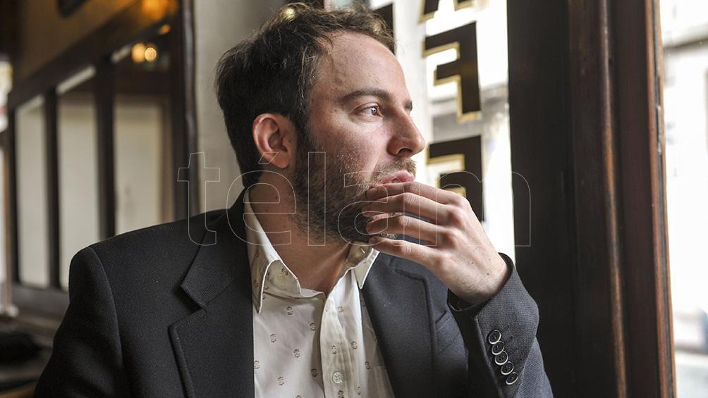 """""""Por momentos todavía siento que el apellido no me pertenece"""", escribe Mauro Libertella."""