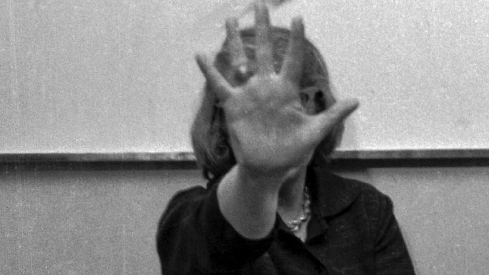 Alicia D Amico y su obra Silvina Ocampo de 1964.