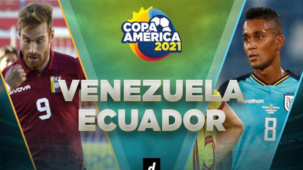 Ecuador de Gustavo Alfaro tiene la obligación de vencer a Venezuela