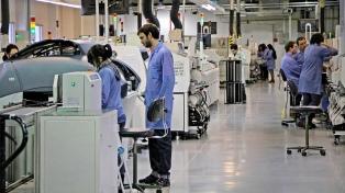 El Producto Bruto Interno creció 2,5% durante el primer trimestre respecto a igual período de 2020