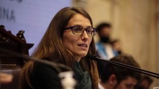 """Gómez Alcorta: """"La política de género es prioridad en la agenda del Presidente"""""""