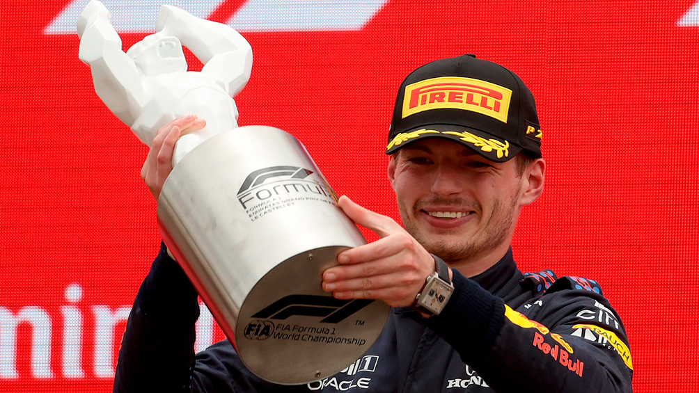 Verstappen pasó a Hamilton, ganó en Francia y amplió su ventaja en el Mundial de F1