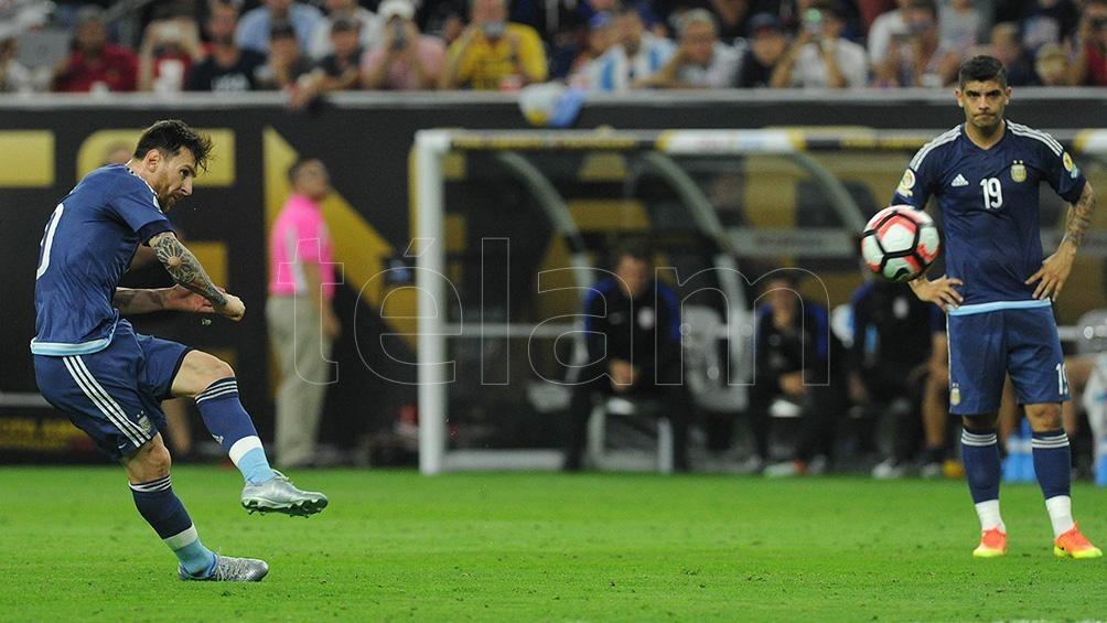 El día que Messi fue más goleador que Batistuta