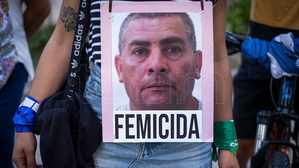"""Los familiares de la víctima cuestionaron """"los tiempos eternos de la justicia"""" en relación al juicio que se le sigue al acusado, Ricardo Rodríguez."""