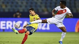 Minuto a Minuto del triunfo de Perú ante Colombia