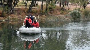 Las Fuerzas Armadas se sumaron a la búsqueda de Guadalupe con un robot submarino