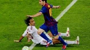"""Messi me destruyó mentalmente"", reveló Nesta, exdefensor italiano campeón del mundo"