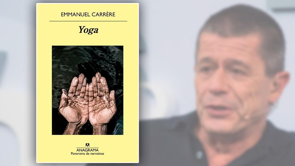 """""""Yoga"""", editado por Anagrama, va por la quinta edición."""