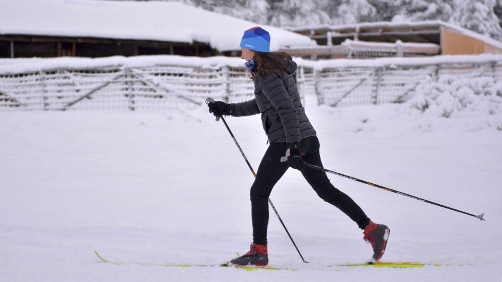 Ushuaia lanza su temporada de invierno y se postula como