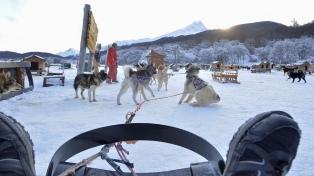 """Ushuaia lanza su temporada de invierno y se postula como """"destino seguro"""""""