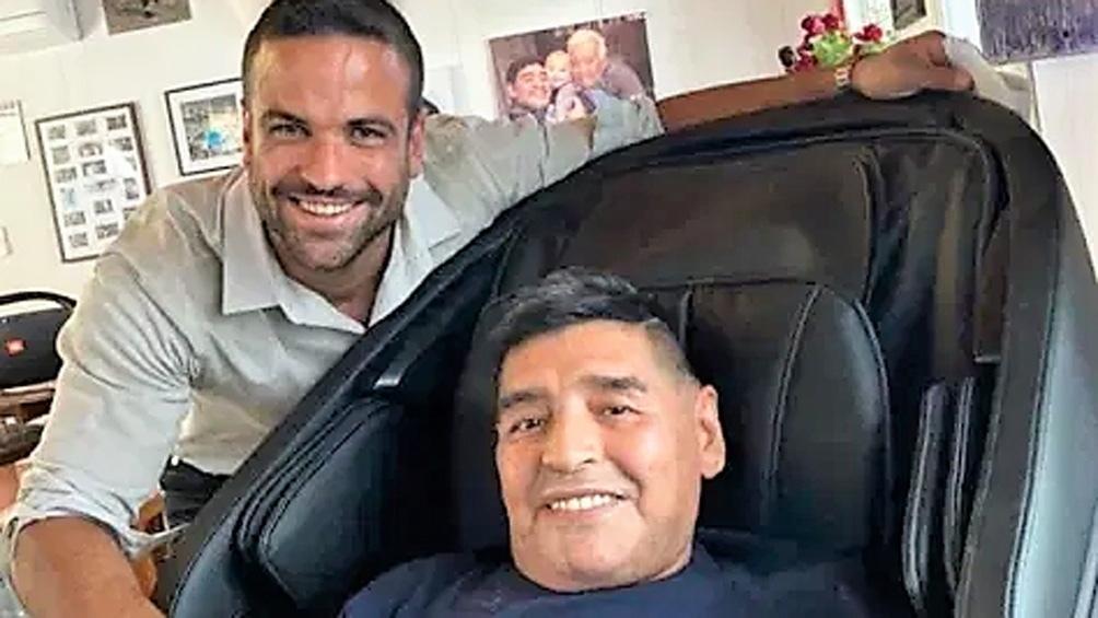 Los fiscales consideraron que Díaz omitió proceder a la internación de Maradona.