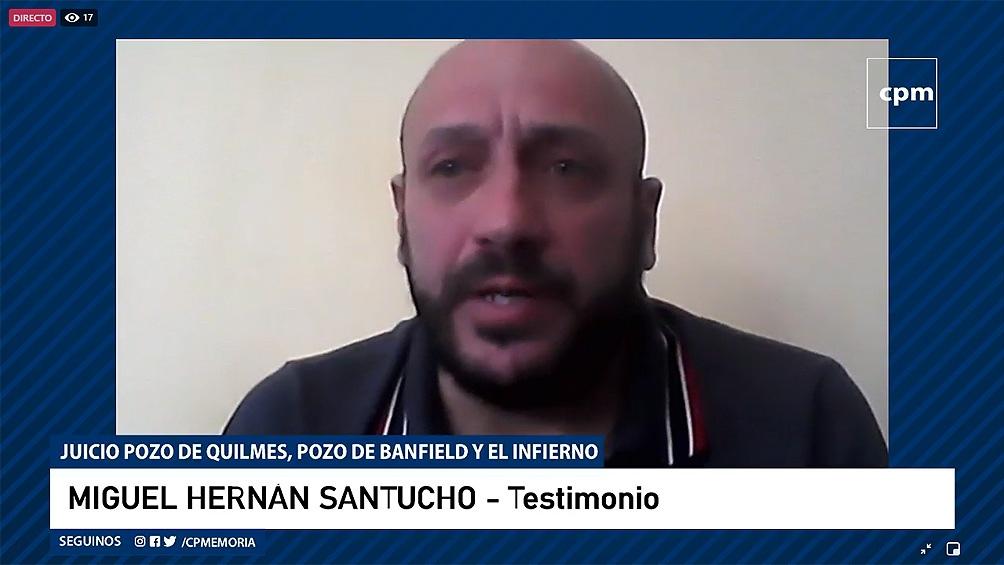 Miguel Hernán Santucho relató la persecución, cautiverio y muerte que sufrieron los integrantes de la familia Santucho