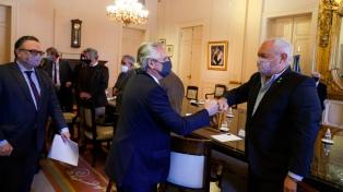 Nuevo esquema exportador de carne: Fernández se reunió con representantes del sector ganadero