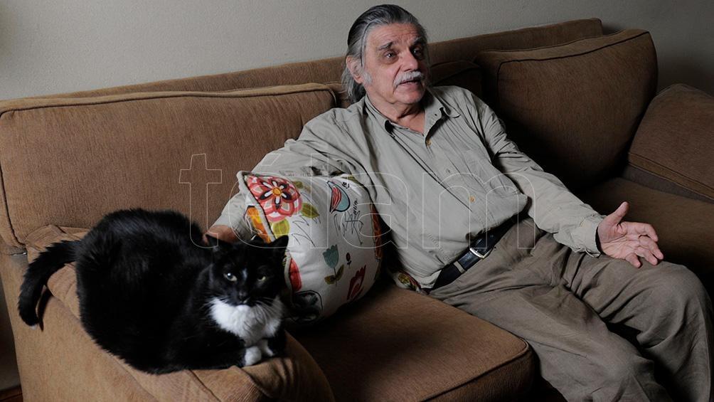 """""""Inmensa pena por el fallecimiento de Horacio González, uno de los intelectuales más destacados del país"""", twitteó CFK."""