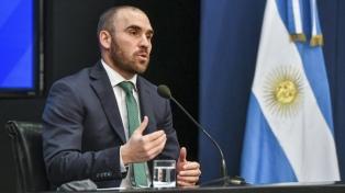 El ministro de Economía confirmó reuniones con el FMI durante el próximo G20