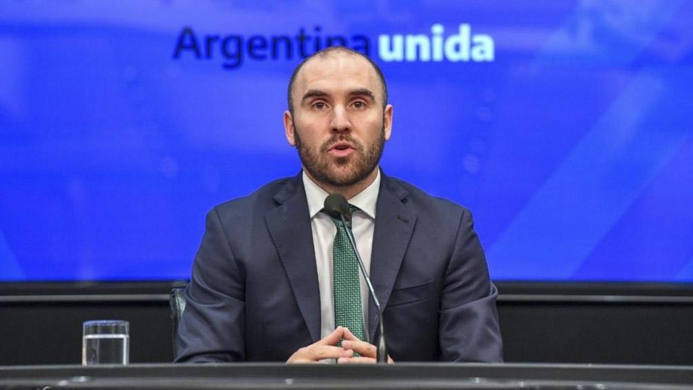 """Guzmán cosidera que sin acuerdo con el FMI """"enfrentaríamos una situación muy desestabilizante"""""""