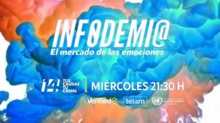 Infodemia, el mercado de las emociones
