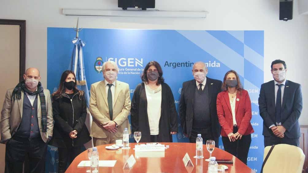 El relevamiento será articulado por la Sigen en coordinación con la OA y la Secretaría de Gestión y Empleo Público.