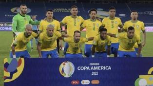 Brasil, el más goleador en la primera ronda