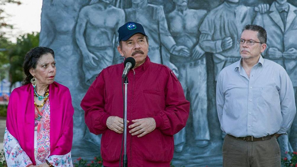 Las detenciones incrementaron la condena internacional contra el Gobierno de Daniel Ortega