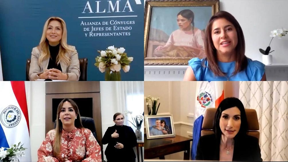 INFANCIA: Yañez presidió un encuentro sobre la violencia hacia la primera infancia, en tiempos de pandemia