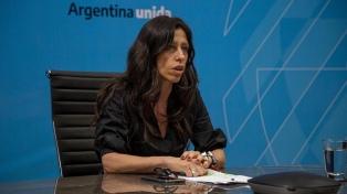 """Paula Español: """"La ley de etiquetado frontal es un ejemplo de un Estado que escucha"""""""