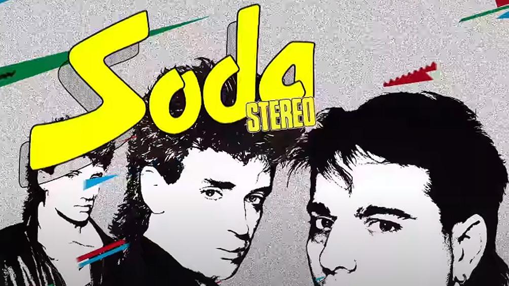 """""""¿Por qué no puedo ser del jet set?"""", uno de los primeros cortes de difusión del disco debut de Soda Stereo de 1984."""