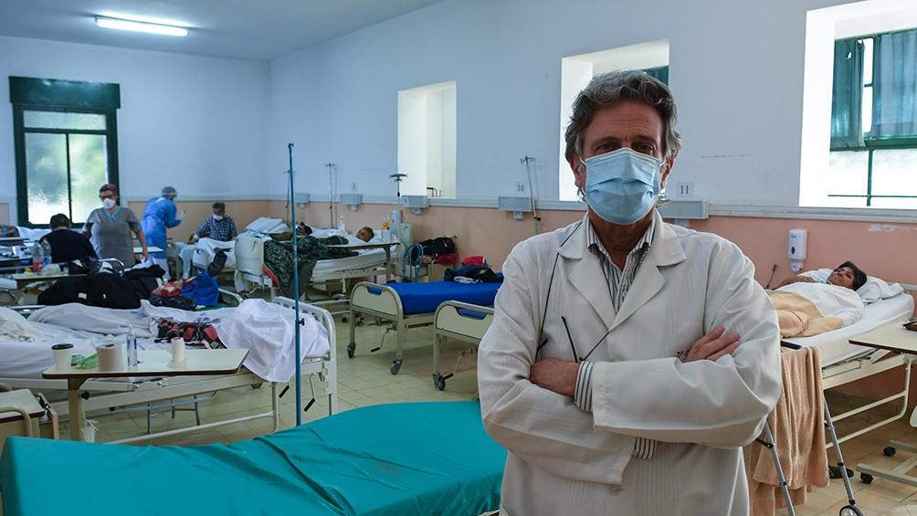 """""""Estamos en el 10% de los países del mundo con un programa tan poderoso de vacunación""""."""