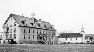 Horror en Canadá: descubrieron cientos de tumbas de alumnos indígenas en un viejo colegio