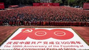 China celebra el centenario del Partido Comunista luego de superar lo peor de la pandemia