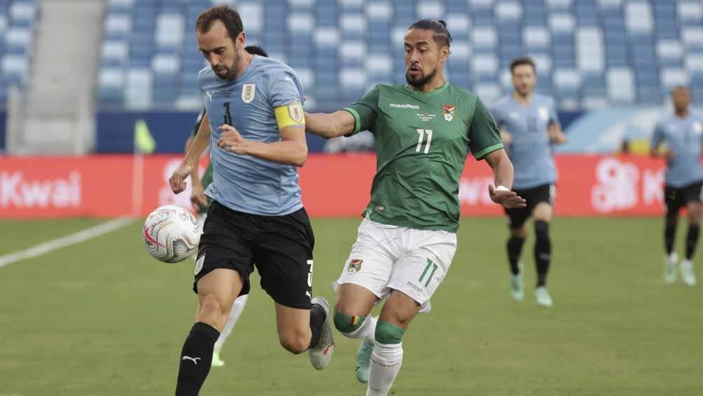 Uruguay y Bolivia abren la jornada de Copa América de Jueves en Brasil (Foto: @CopaAmerica)