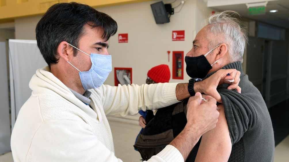 29.075.280 vacunas ya fueron aplicadas en el país.