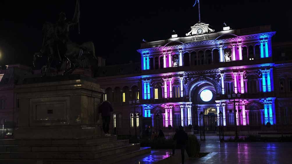 El Senado de la Nación convirtió en ley el proyecto de inclusión laboral para la población trans, travesti y transgénero.