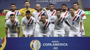 Paraguay entrenó liviano y ya piensa en Uruguay