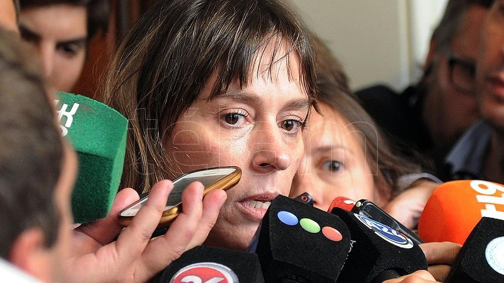 """""""Lo del Consejo (de Entidades Médicas) es una respuesta contundente"""", dijo Di Tullio."""
