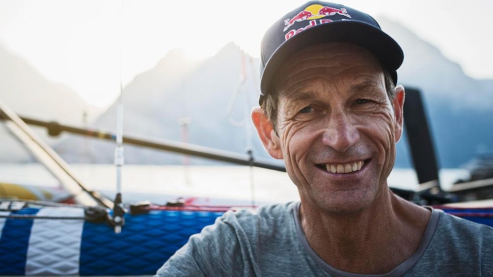 Santiago Lange es triple medallista olímpico en vela.