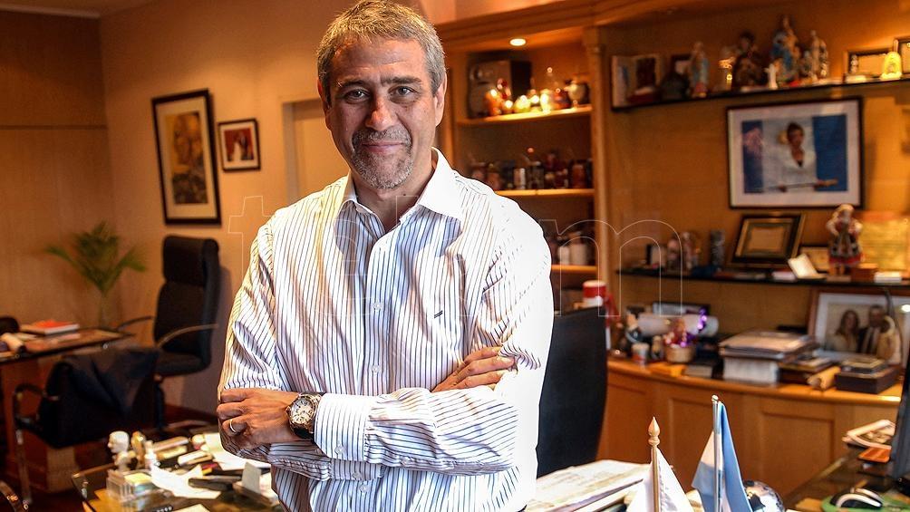 Ferraresi, anunció la puesta en marcha de 54.175 nuevos créditos personales e hipotecarios.
