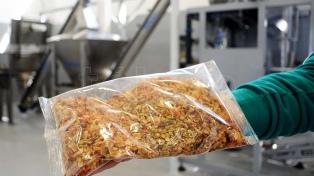 La UNLP instalará una planta de alimentos deshidratados de alto valor nutricional