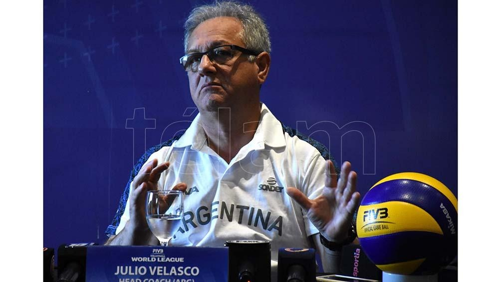 Velasco, de 69 años, fue bicampeón del mundo con el seleccionado italiano (1990 y 1994).