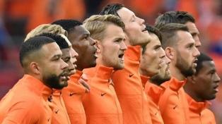 República Checa dio la sorpresa y eliminó a Países Bajos