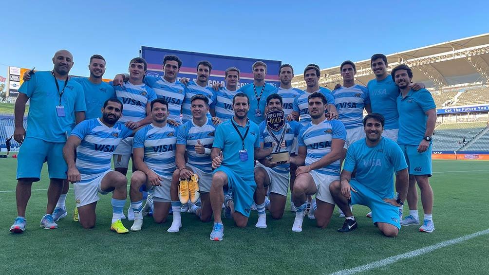 El equipo de Los Pumas 7 no contara con su capitán, el cordobés Gastón Revol.