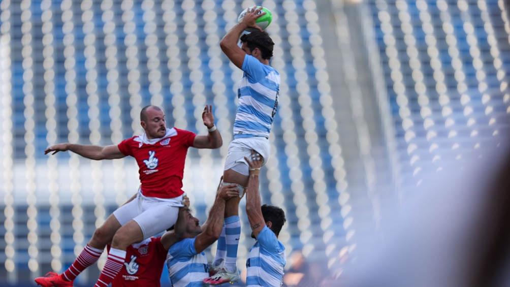 Los Pumas '7 se adjudicaron el título luego de ganarle a Corea del Sur. En el último partido perdieron con Gran Bretaña.