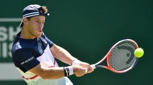 Schwartzman, a paso firme en Wimbledon: avanzó a la tercera ronda