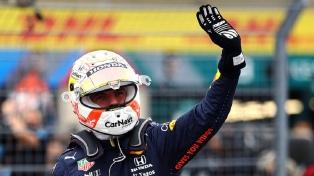 Verstappen se quedó con el Gran Premio de Estiria, en Austria