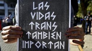 """Promueven el término """"transhomicidio"""" para visibilizar los crímenes de odio contra varones trans"""