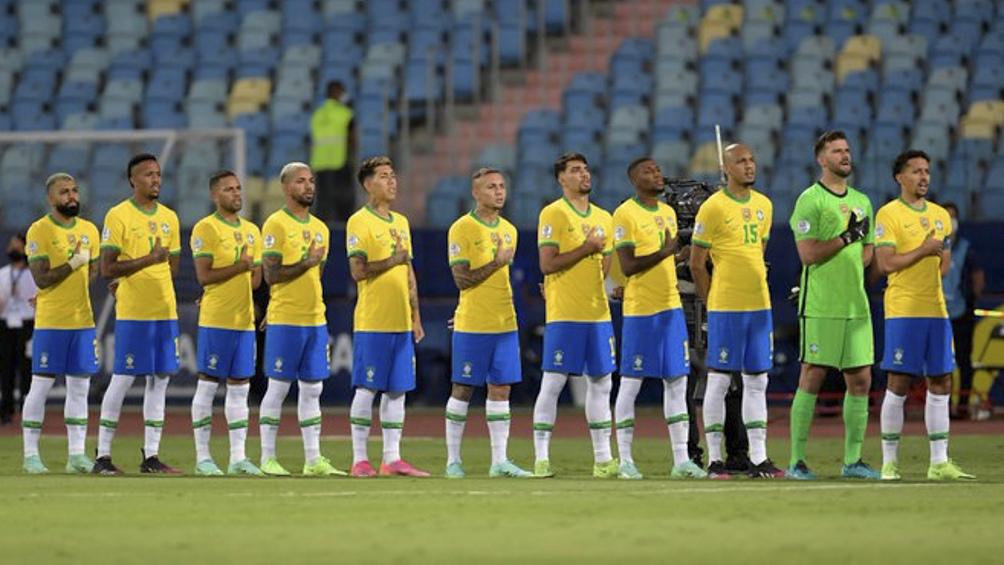 Brasil busca terminar con puntaje ideal ante Ecuador, que se juega la clasificación a todo o nada. (Foto: @CopaAmerica)