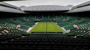 La lluvia demora la jornada inaugural de Wimbledon en la que jugarán cuatro argentinos