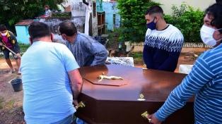Paraguay registró un récord de fallecidos por segundo día consecutivo