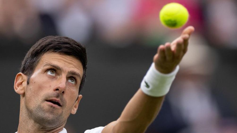 Djokovic avanzó a la segunda ronda